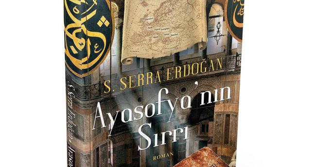 Harika bir çocuk romanı: Ayasofya'nın Sırrı
