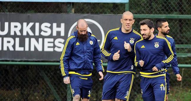 Fenerbahçe'de gözler UEFA Avrupa Ligi'nde