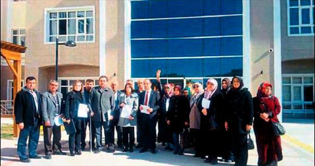 AK Kadınlar'dan suç duyurusu