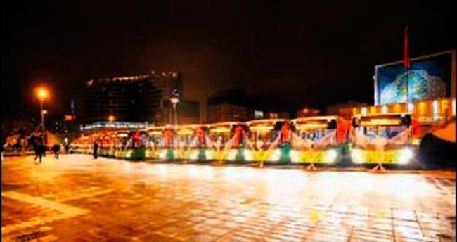Şehir içi ulaşımına 86 yeni otobüs