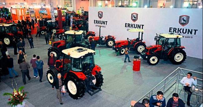 Erkunt Traktör'ün yeni modelleri yolda