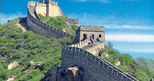 Turizmin uyuyan devi Çin