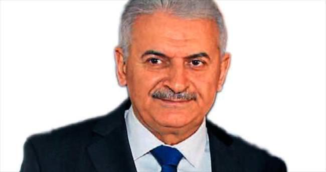 Bakan Yıldırım'dan İzmir'e kırmızı gül