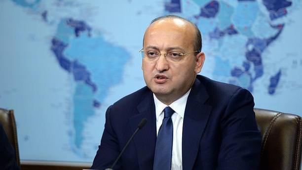 Yalçın Akdoğan'dan PYD açıklaması