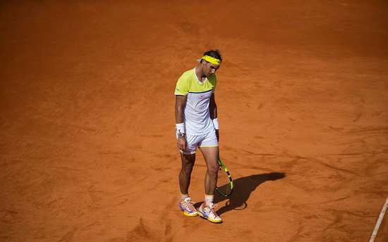 Nadal, yarı finalde elendi