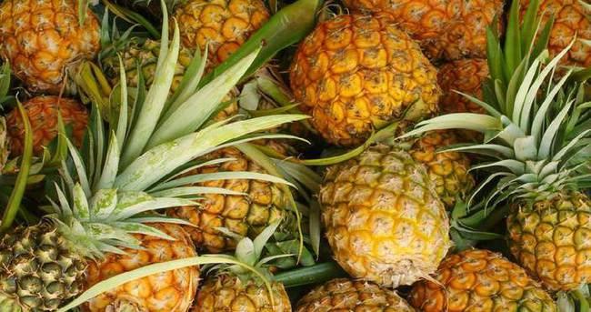 Ananasın o faydası ortaya çıktı!
