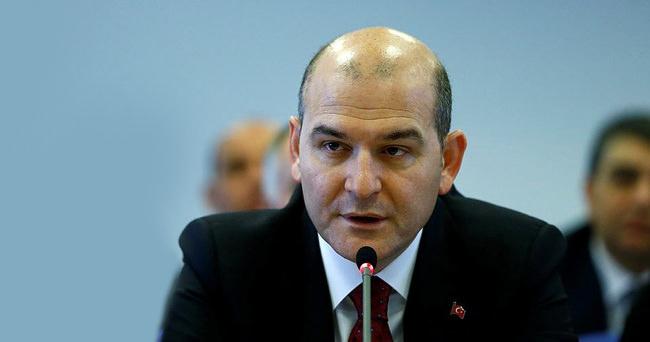 Bakan Soylu: Ya Türkiye'nin dostu ya da terörün dostu