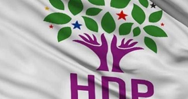 İstanbul'da HDP ilçe binalarında arama