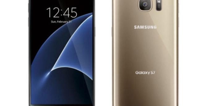 İşte Samsung Galaxy S7!