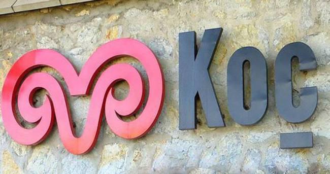 Koç Holding'in net karı 2015 yılında yüzde 32 yükseldi