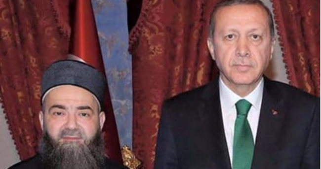 Cübbeli Ahmet, Erdoğan ile görüştü
