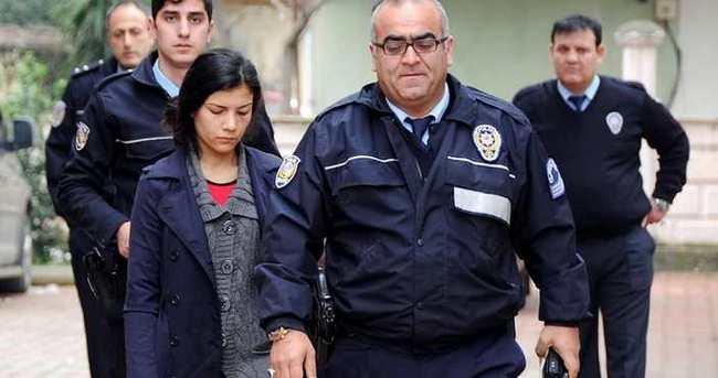 Eşinin dövüp evde rehin tuttuğu kadını polis kurtardı