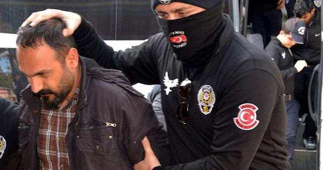 PKK adına haraç toplayan 11 kişi gözaltında