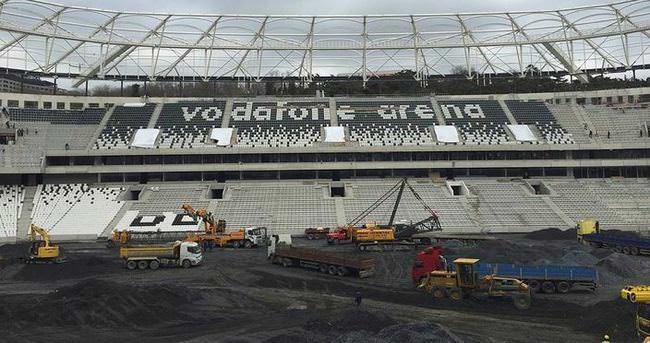 Beşiktaş efsaneleri Vodafone Arena'da yaşayacak