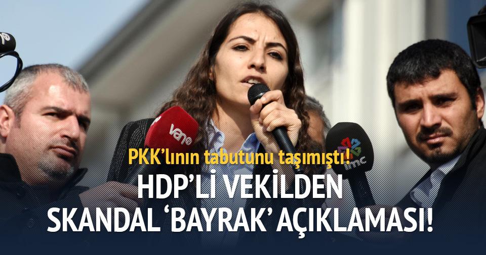 HDP'li vekil Tuba Hezer'den skandal açıklama!
