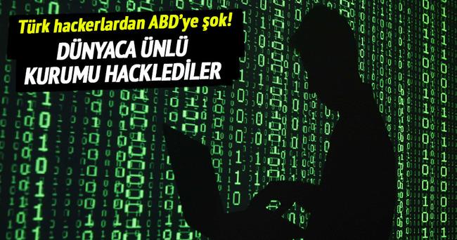 Türk hackerlar NASA'yı hackledi!