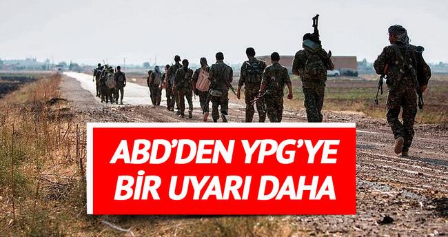 ABD'den YPG'ye bir Azez uyarısı daha