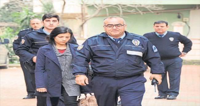 Koca şiddetinden polisler kurtardı