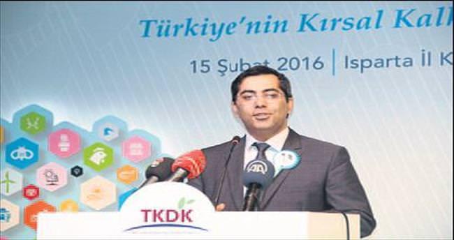 TKDK Isparta'ya istihdam sağladı