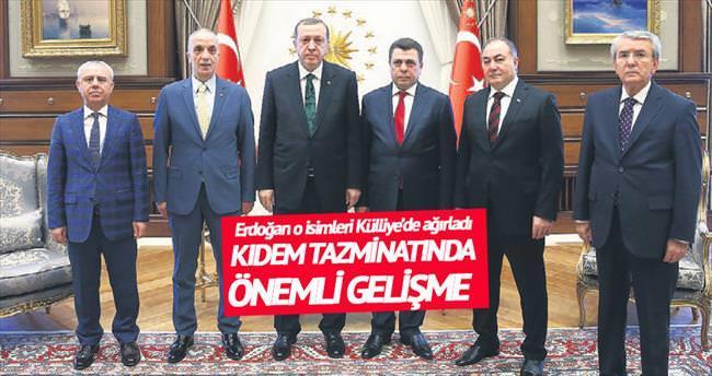 Türk-İş'ten kıdem güvencesi şartı