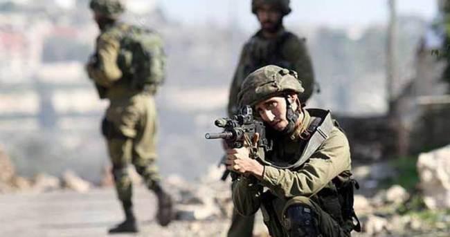 Ramallah'ta saldırı: 20 Filistinli yaralandı