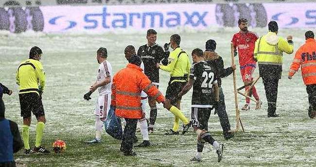 Beşiktaş-Mersin İdmanyurdu maçı Barış Şimşek'in