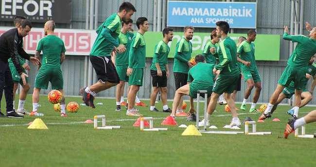 Fenerbahçe maçı öncesi Bursaspor'a iyi haber