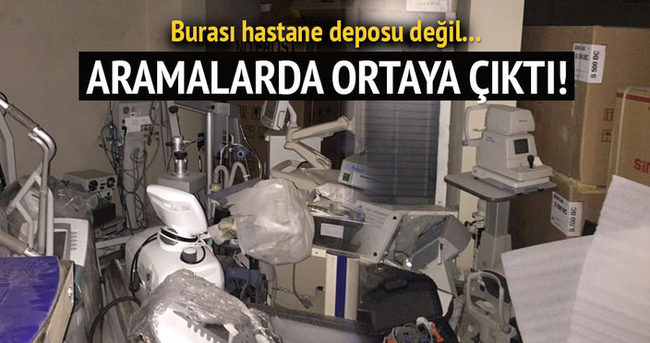 Cizre'deki arama faaliyetlerinde 'dron' ele geçirildi!