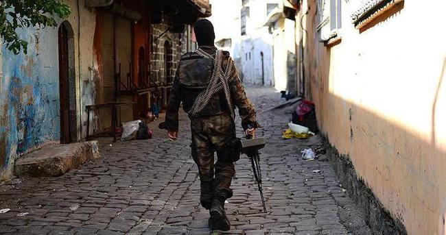 Sur'da 2 terörist etkisiz hale getirildi