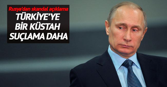 Rusya'dan skandal açıklama