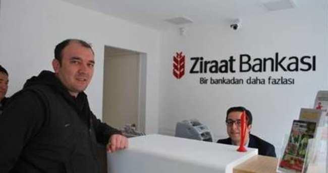 Ziraat Bankası Pazarlar şubesi yenilendi
