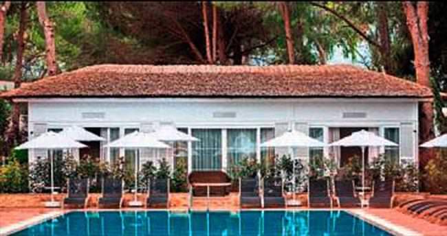 Nirvana Top Hotels listesinde