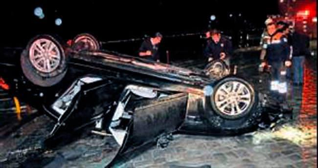 Sunroof faciasında şoföre tutuksuz yargılama kararı