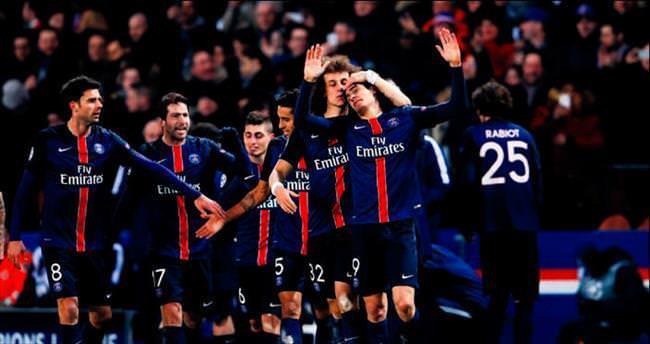 3 gol Paris'te tur Londra'da