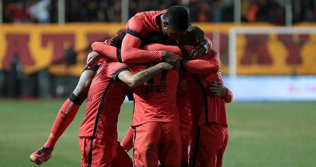 Galatasaray 53 yıldır geçit vermiyor