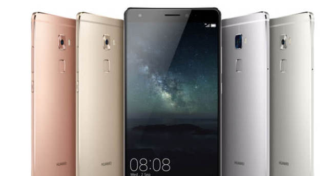 Huawei Mate S'te kullanımı kolaylaştıracak özellikler