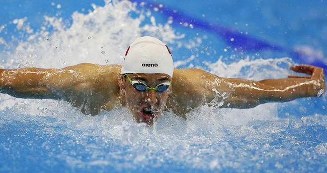 Milli yüzücü Sakçı'nın rekoru onaylandı