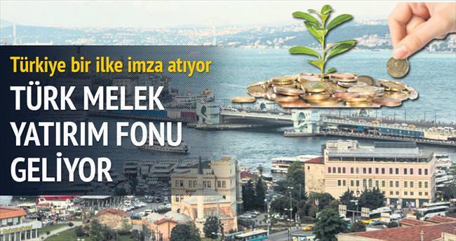 Türk melek yatırım fonu geliyor