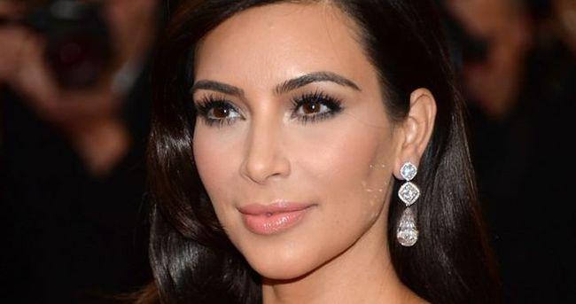 Kim Kardashian'ın sırrı ortaya çıktı!