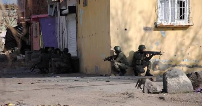 Sur'da PKK'nın çekirdek kadrosuna ulaşıldı