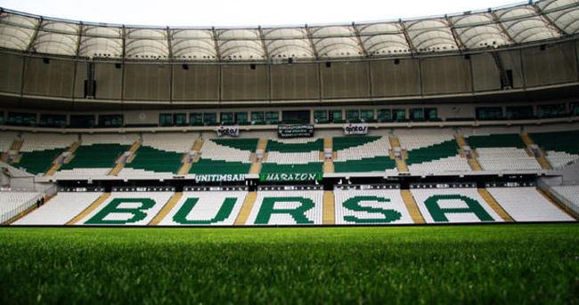 Timsah Arena Fenerbahçe maçına hazır