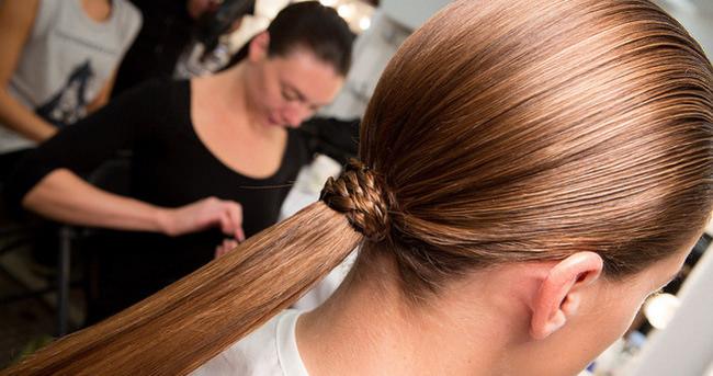 Saç nasıl parlatılır?