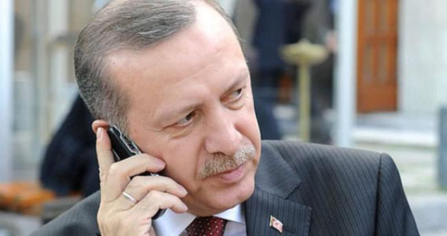 Merkel ve Hollande'dan Erdoğan'a taziye telefonu