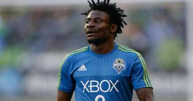 Obafemi Martins Çin'e transfer oldu