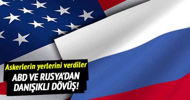 ABD, Rusya'ya Suriye'deki özel kuvvetlerinin yerini bildirdi