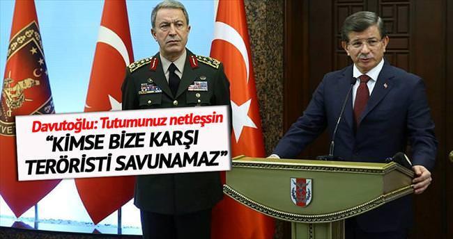'Saldırıyı YPG ve PKK birlikte yaptı'