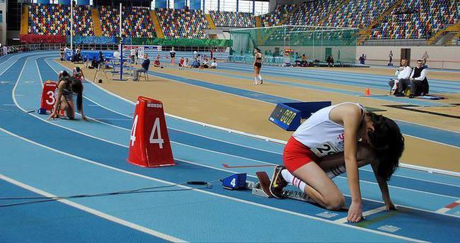 İstanbul'da atletizm şöleni