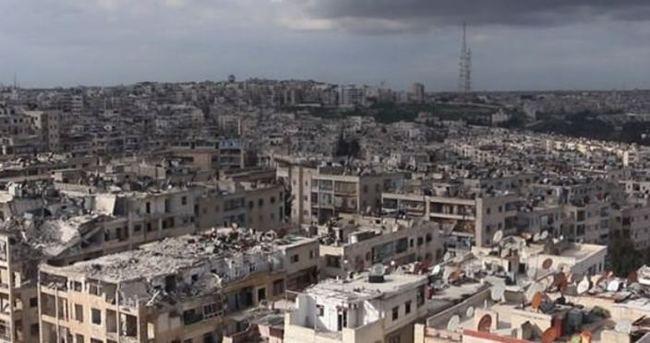 Rusya ve Esed iki koldan bomba yağdırdı