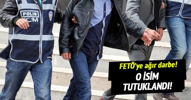 FETÖ'nün finansörü tutuklandı!