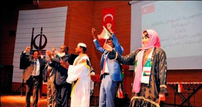 Sudan kültürü Keçiören'de tanıtıldı